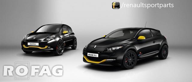 oryginalne części Renault Sport